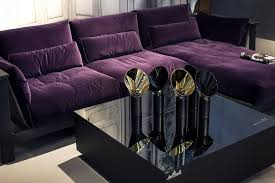 Purple Sectional Sofa Stunning Purple Sectional Sofa Ideas Also Offers Modular Ease