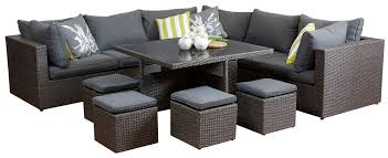 modular dining table and chairs outdoor modular furniture pacific dining modular segals outdoor