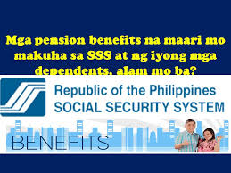 Request Letter For Sss Certification What Are Your Sss Retirement And Pension Benefit And How To Claim
