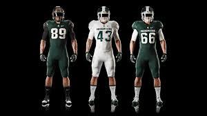 design gridiron jersey michigan state football updates nike uniform design nike news