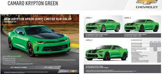 camaro zl1 colors krypton green zl1 camaro6