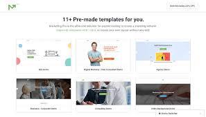 top 20 marketing business wordpress themes 2017 ithekk