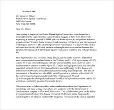 proposal letter template sample of a proposal letter for a
