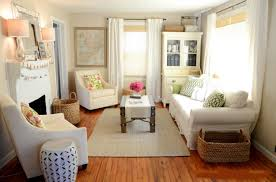 agreeable decorating ideas for small living rooms on a budget sweet decorating ideas for small living rooms on a budget and white accecories