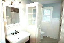 bathroom vanity and linen cabinet combo bathroom vanity with linen closet bathroom vanity with linen cabinet