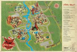 Worlds Of Fun Map by Fallout 4 U0027s Nuka World Looks Like A Fun Place Just Be Sure To