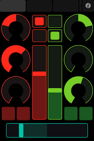 h e x l e r n e t touchosc for android
