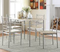 5 piece dining table se