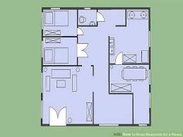 how to draw floor plans for a house how to draw blueprints for a house 8 steps with pictures