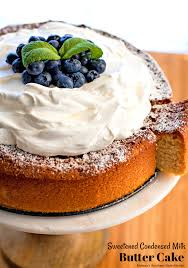 check out sweetened condensed milk butter cake it u0027s so easy to