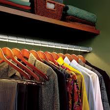 closet rod with brackets 2016 closet ideas u0026 designs
