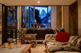 Backstage Loft In Zermatt By Skiboutique