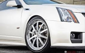 strasse forged wheels cadillac cts v coupe 2011 widescreen exotic