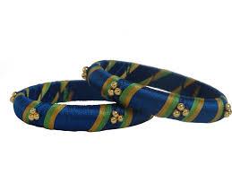 threaded office wear bangles yaalz