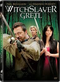 Witchslayer Gretl affiche