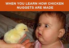 Sad Baby Meme - chicken nuggets sad baby https www wufak com chicken nuggets