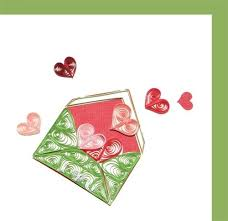 Design For Valentines Card 124 Best Quilling Images On Pinterest Filigree Quilling Ideas