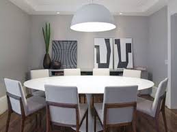 large round dining table terrific dining room themes including modern large round dining