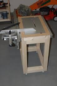 how make a table saw how to make a custom made cms table saw for festool ts55 table de
