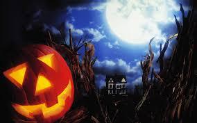 Halloween Desktop Wallpapers Free Download Wallpaper Halloween Pumpkin Lights Theme Wallpaper 10 Holiday Wallpapers