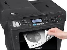 Small Office Printer Scanner Amazon Com Brother Printer Mfc8710dw Wireless Monochrome Printer