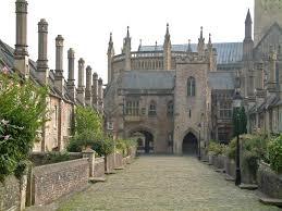 vicars u0027 close u2013 a medieval street singing through the centuries