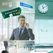 spring airlines home facebook