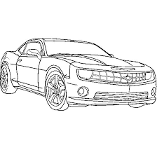 1980 camero coloring pages coloring