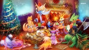a warm pokemon christmas 2014 u2014 weasyl