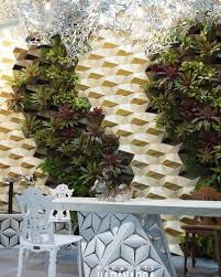 White Wall Planter by Diy Vertical Garden Living Wall Green Wall With Wall Planters Vplant