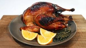 fashioned roast turkey recipe the chew abc