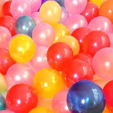 100pcsbag Latex Romantic Round balloons Decahedron printed Wedding