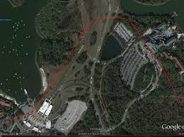 Google Maps Disney World by Screamscape Has New Monorail Expansion Rumor Page 2 Wdwmagic
