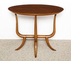 unique side table by th robsjohn gibbings u2014 donzella