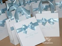 custom favor bags 36 best baby shower gifts and favors images on ribbon