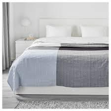 Light Grey Bedspread by Bedspreads Ikea