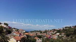 three story house with sea view solta island luxury croatia