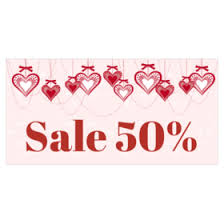 valentines sales s day sale banners from 9 00