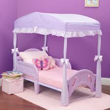 Girls Pink Bed bed canopies you u0027ll love