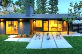 small modern ranch homes modern ranch home ranch house plans with a modern feel modern ranch
