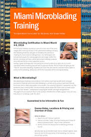 makeup courses in miami miami microblading microblading course