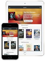 Barnes And Nobles New Releases B U0026n Launches Nook Audiobook Apps For Iphone Ipad The Digital Reader