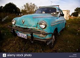 rare cars in the streets of colonia uruguay old and rare cars are abundant