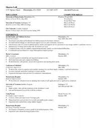 Social Work Resume Examples by Examples Of Resumes 89 Breathtaking Example A Job Resume