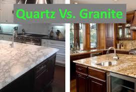 kitchen countertop corian vs granite granite kitchen quartz vs