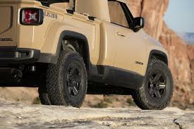 jeep renegade comanche pickup concept jeep comanche 2016 jeep car show