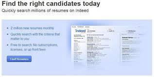Indeed Resume Builder Should I Post My Resume On Indeed Resume Ideas
