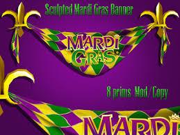 mardi gras banner second marketplace mardi gras hanging banner mod copy