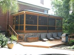 Small Screened Patio Ideas Patio Ideas Screened Porch In Schaumburg Il By Archadeck Of