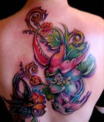 18 best garden tattoo designs for women images on pinterest